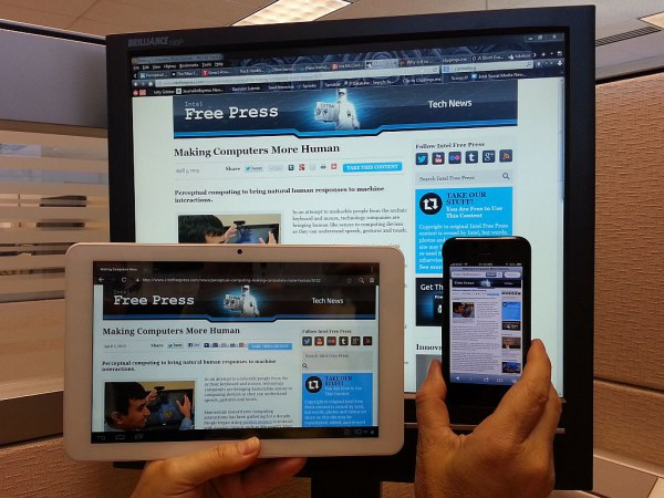 Responsive Design. Photo by Intel Free Press. License: CC BY-SA 2.0.