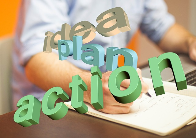 Business Idea Plan Action