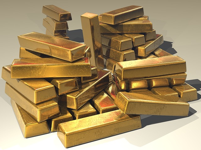 Gold Ingots Bullion