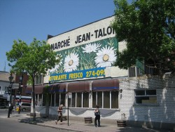 Montreal Marche Jean-Talon. Photo by Eugene Kim. License: CC BY 2.0.