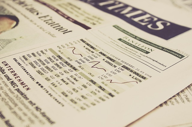 Stock Market Newspaper
