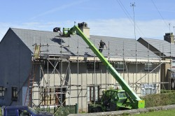 House Building Scaffold