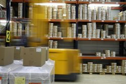 Warehouse Shipping Inventory