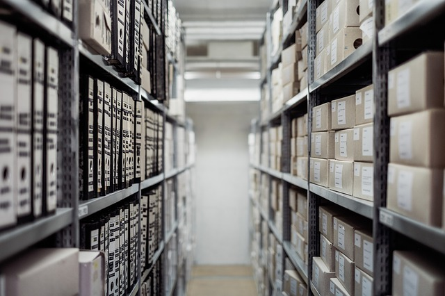 Warehouse Archive