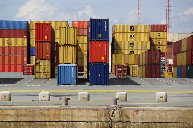 Antwerp Containers