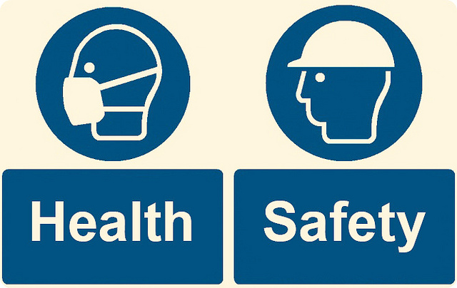 Health safety image by PAT Test North East. License: CC BY 2.0.