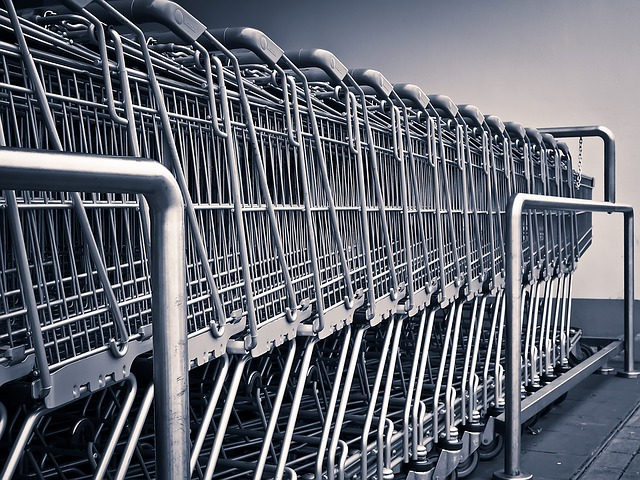 Shopping Carts Groceries