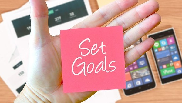 Setting Goals Business