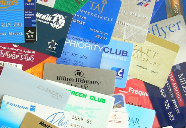 Loyalty Programs Cards